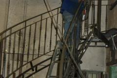 Treppe im Bau