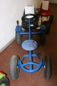 Aucoop Go-Cart fertig